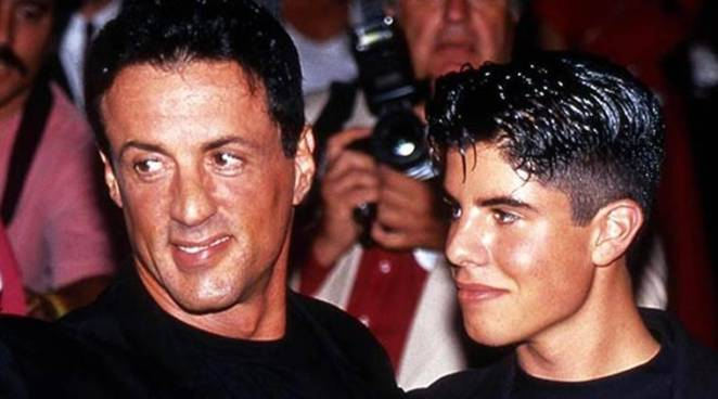 Sylvester Stallone used to see his dead son, has 'Shraadh' performed in Haridwar | Entertainment News,The Indian Express