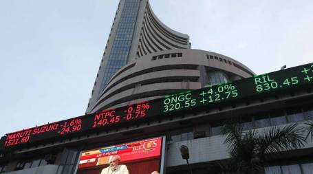Image result for stock market in india