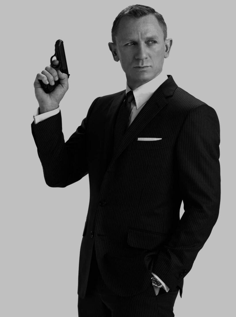 Image result for daniel craig james bond