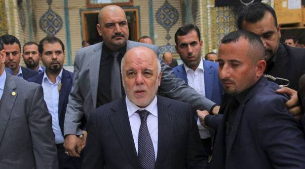 Iraq PM, Haider al-Abadi, Saudi Arabia Visit, middle east visit Iraq PM, Middle east visit Haider al-Abadi, Indian express, India news, world news