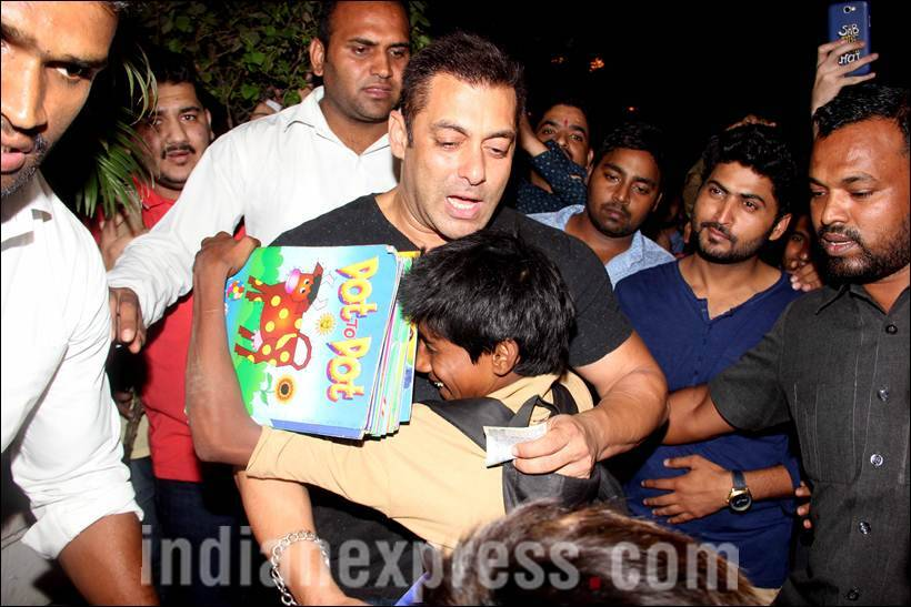 Image result for salman khan with fan