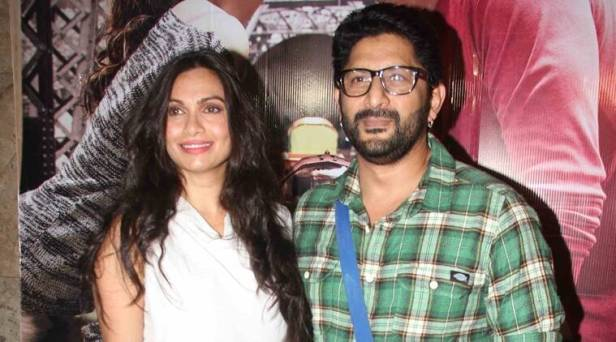 Image result for arshad warsi with his wife