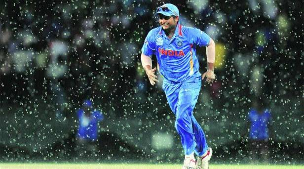 Image result for Raina, indeed, make the highest number of the score