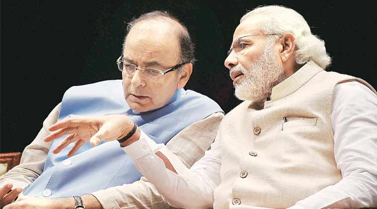 narendra modi, arun jaitley, financial year 2018, arun jaitley, indian economy, gst, finance minsitry, economic growth