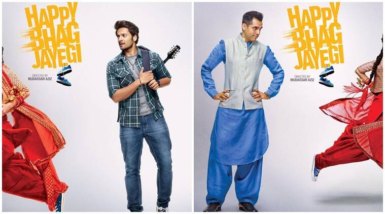 Image result for ali fazal happy bhag jayegi