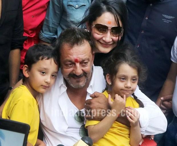 Sanjay Dutt, Sanjay Dutt Birthday, Sanjay Dutt turns 57, Sanjay Dutt 57th birthday, Sanjay Dutt jail, Sanjay Dutt free, Sanjay Dutt jail term, Sanjay Dutt journey, Sanjay Dutt life journey, Sanjay Dutt sentence, Sanjay Dutt dad, Sanjay Dutt kids, Sanjay Dutt wife, Sanjay Dutt life in pics, Sanjay Dutt mother, Sanjay Dutt biopic, Entertainment