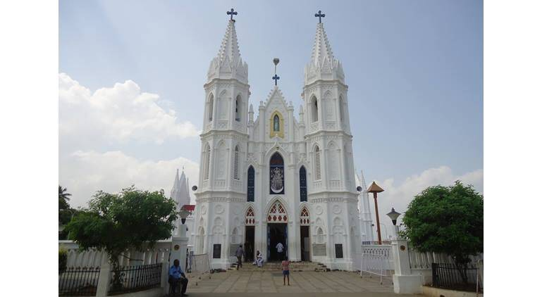 Velankanni Church Gearing Up To Receive Lakhs Of Devotees For 11 Day Festival India News The Indian Express
