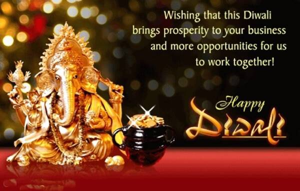 May success arrive at your doorsteps this Diwali. (Source: 123greetings.com)
