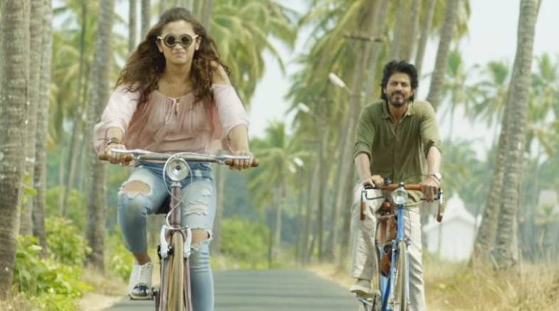 Image result for dear zindagi srk and alia bhatt