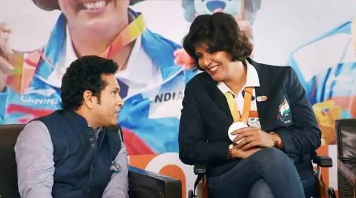 Paralympics, Deepa Malik, Paralympian, Deepa Malik Paralympics, Vistara Airlines, Vistara, Deepa Malik Vistara Airlines, sports, sports news