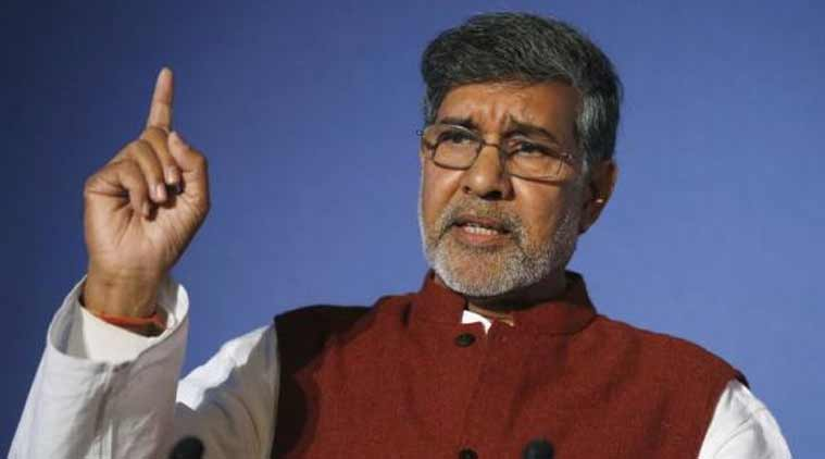 Sexual offences against children a pandemic, says Nobel Laureate Kailash Satyarthi