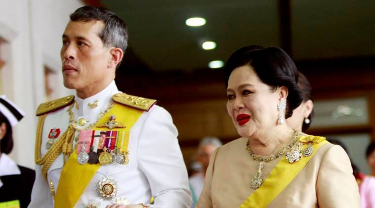 Image result for King of Thailand
