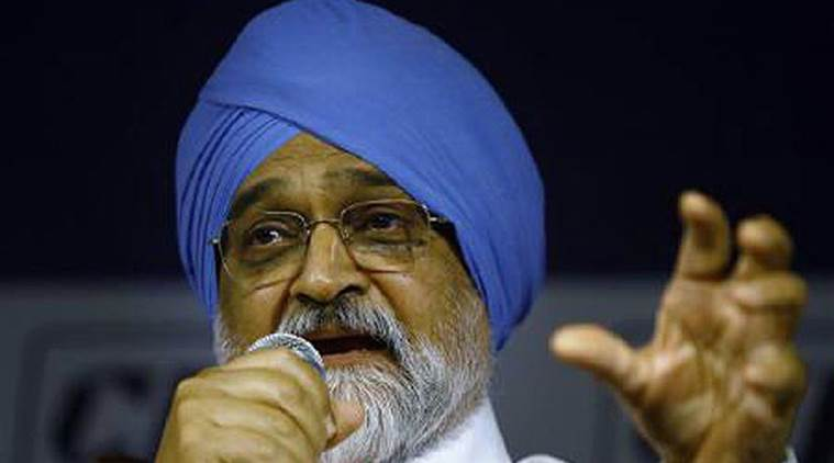 Goods and Services Tax an important structural reform, says Montek SinghAhluwalia