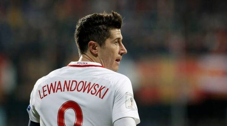 Image result for robert lewandowski poland