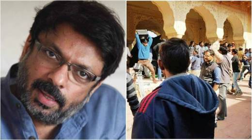 sanjay leela bhansali, padmavati sets attacked, padmavati kolhapur set attacked, sanjay leela bhansali attacked again,