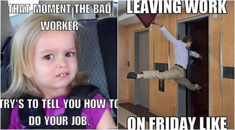 15 Relatable Workmemes That Will Leave You In Splits Trending