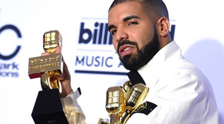 Image result for Billboard Awards : Drake beats Adele to become biggest single year winner