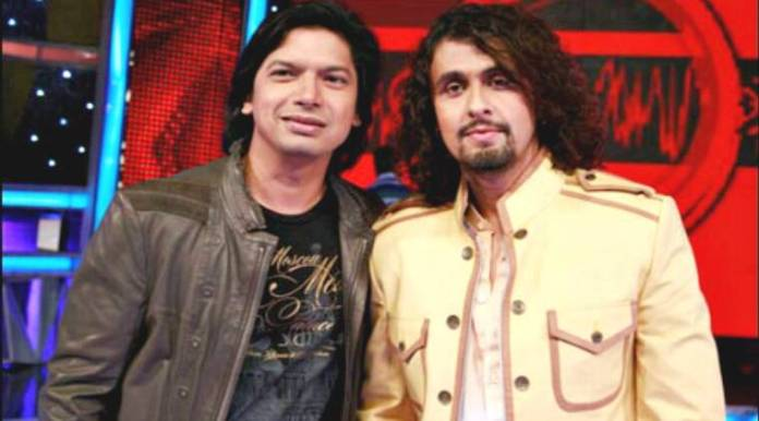 Shaan urges Sonu Nigam to come back to Twitter and 'spread love'