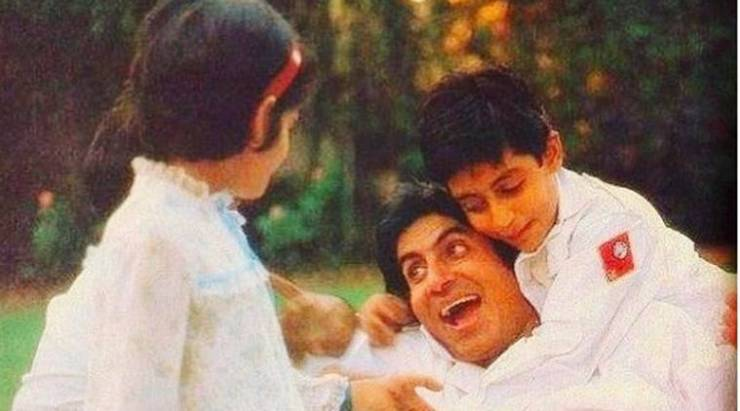 abhishek bachchan, abhishek bachchan throwback photo,