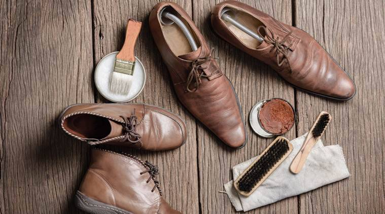 leather, leather shoes, how to maintain leather shoes, leather shoes buying tips, Indian express, Indian express news