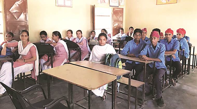 Punjab, Class X results, Board examinations, Government school results