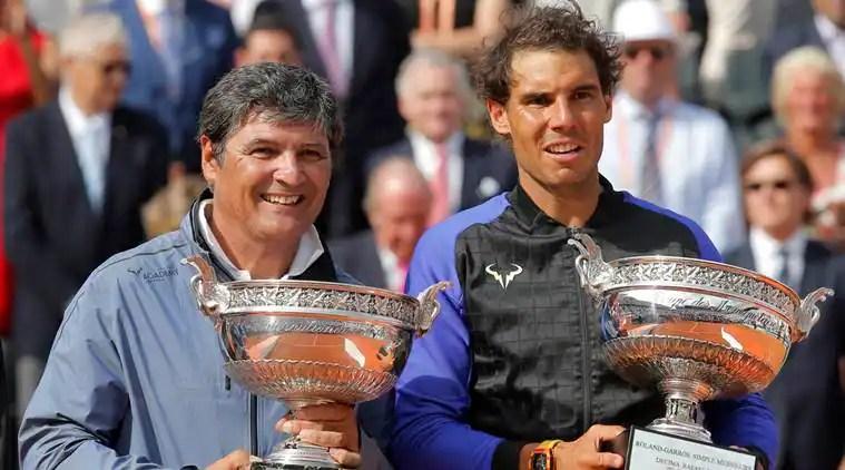 Image result for Uncle Toni Roland Garros