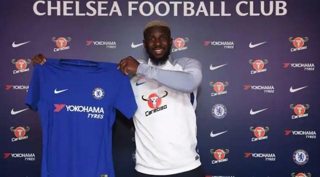 Chelsea sign midfielder Tiemoue Bakayoko from Monaco | Sports News,The  Indian Express