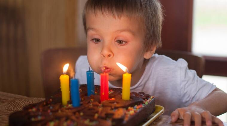 Yikes Blowing Out Birthday Candles Ups Bacteria On Cake By 1 400 Lifestyle News The Indian Express
