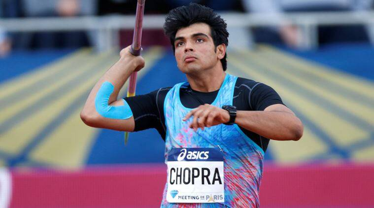 Image result for neeraj cHOPRA IMAGES