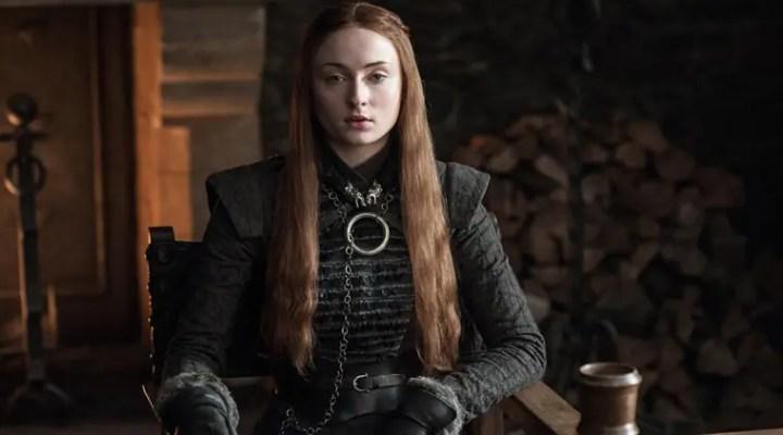 Sansa robe armure à plastron