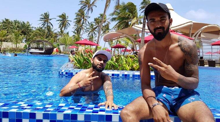 India vs Sri Lanka, Virat Kohli, KL Rahul, sports news, cricket, Indian Express