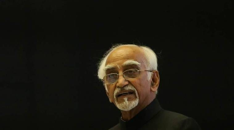 Hamid Ansari responds to farewell barb: 'Many felt PM Narendra Modi comment not accepted practice'