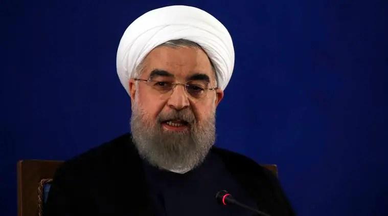 Iran President Hassan Rouhani India visit
