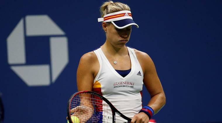 Image result for angelique kerber us open 2017