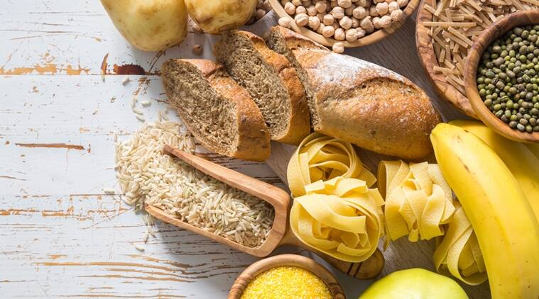 carbohydrate consumption, Eating low fat, healthy food, unhealthy diet, high carbohydrate diet, high carbohydrate food, Indian express, Indian express news