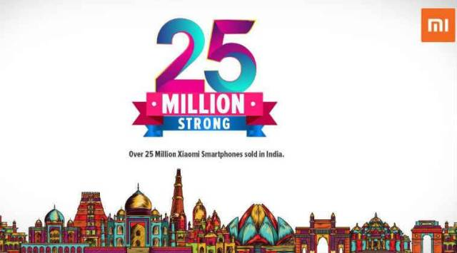 Image result for xiaomi 25 million