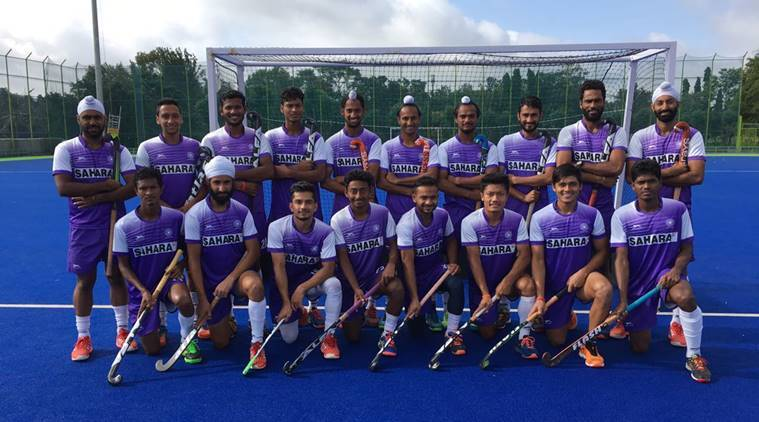 Image result for Vikas Dahiya to lead India A team in Australian Hockey League
