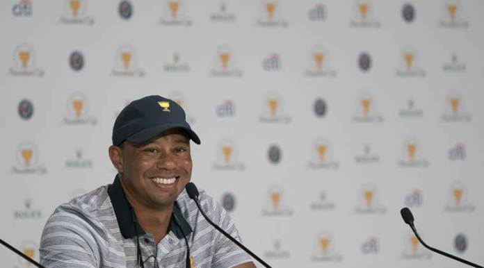 Tiger Woods, Rory McIlroy, President's Cup, sports news, golf, Indian Express