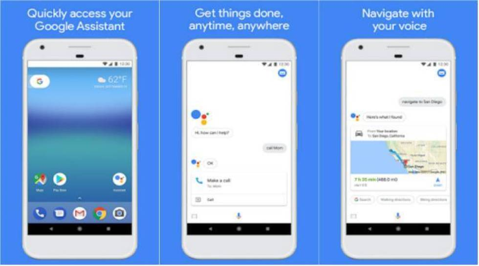 Image result for Assistant App: Google Assistant