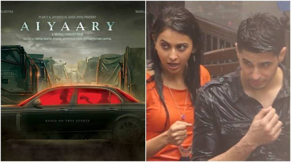 Image result for Sidharth Malhotra-Rakul Preet's Aiyaary gets a new release date