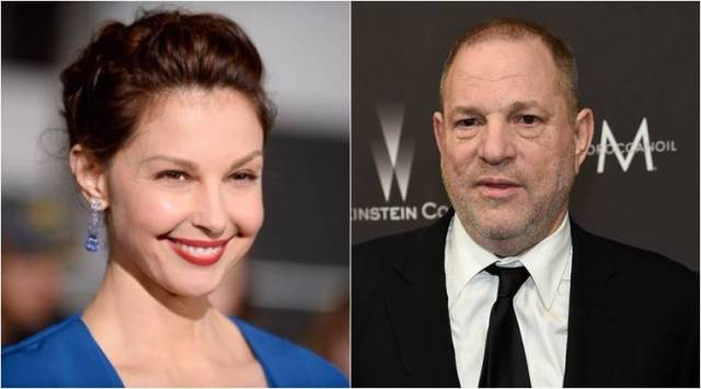 Ashley Judd after telling Harvey Weinstein story:  I feelsupported