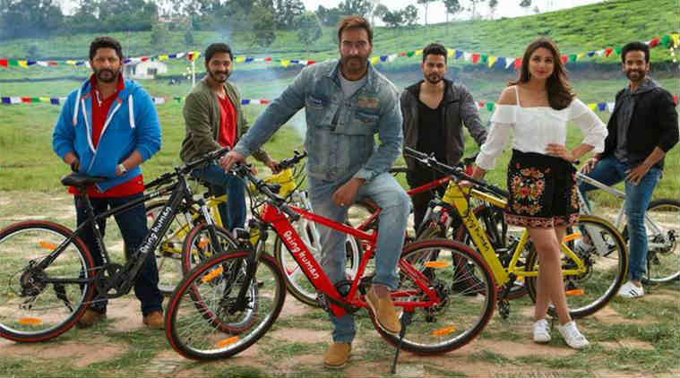 Golmaal Again box office collection day 1: The Ajay Devgn-Rohit Shetty film earns Rs 30.14 crore