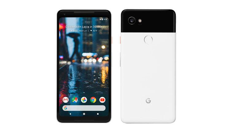 Google Pixel 2, Pixel 2 XL launch: This is what the new phones looks like