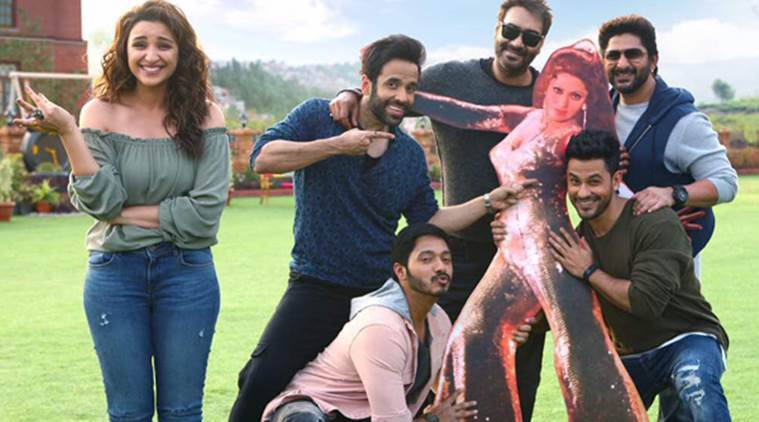 Golmaal Again box office collection day 2: Audiences are flocking to watch this Ajay Devgn film
