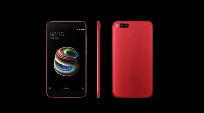Xiaomi Mi 5X Special Edition ile ilgili görsel sonucu