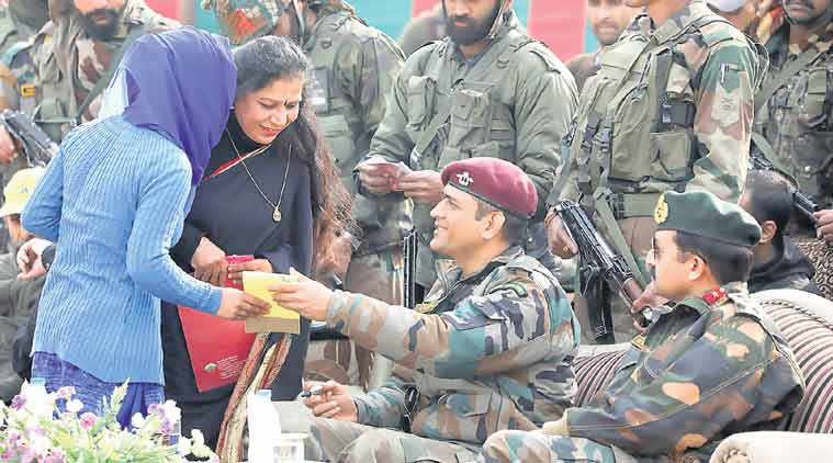 Image result for dhoni army