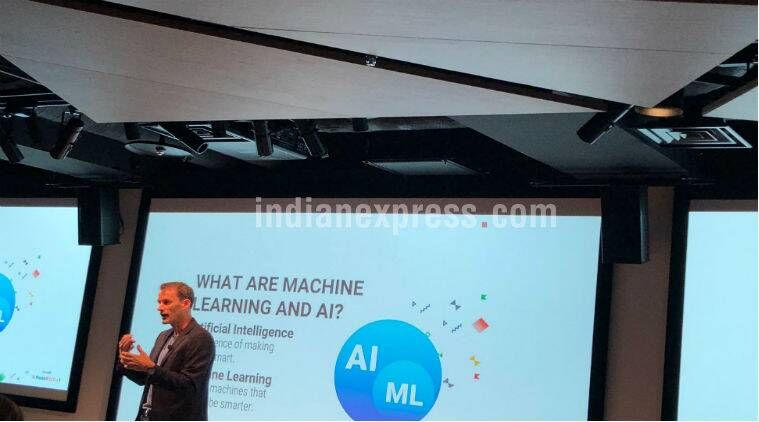 google ai main - Learning from patterns, Google AI push has bigger problems in mind