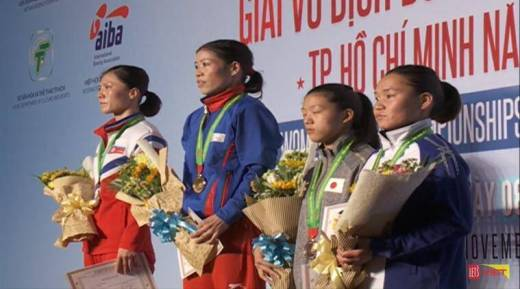 mary kom, mary kom wins gold, mary kom boxing, asian boxing championships