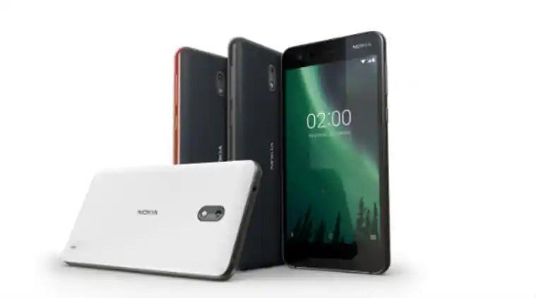 Nokia 2 sale in India price