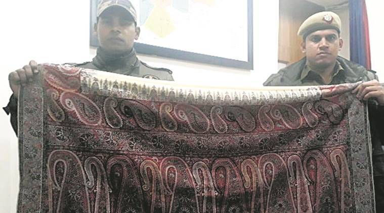 Antique shawl theft from Delhi's National Handicrafts and Handlooms Museum
